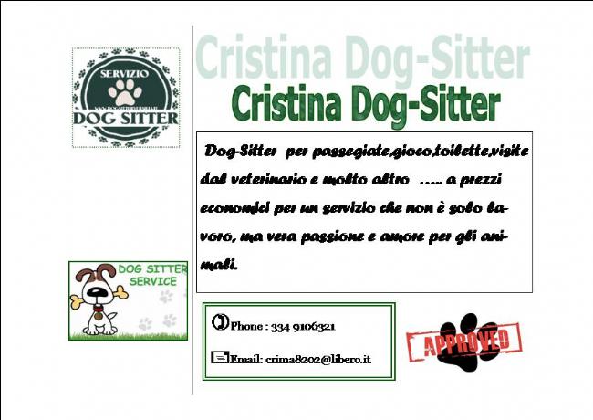 Cerco cani da privato a firenze tutto per gli animali for Cerco dog sitter