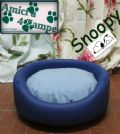 dogbed: snoopy